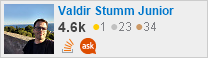 profile for stummjr on Stack Exchange, a network of free, community-driven Q&A sites