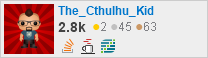 profile for The_Cthulhu_Kid on Stack Exchange, a network of free, community-driven Q&A sites