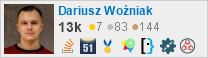 profile for Dariusz Woźniak on Stack Exchange, a network of free, community-driven Q&A sites
