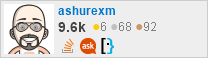 profile for Mustafa Ashurex on Stack Exchange, a network of free, community-driven Q&A sites