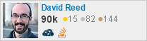 profile for David Reed on Stack Exchange, a network of free, community-driven Q&A sites