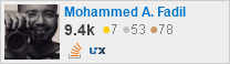 profile for Mohammed A. Fadil on Stack Exchange, a network of free, community-driven Q&A sites