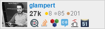 Profile for glampert on Stack Exchange, a network of free, community-driven Q&A sites