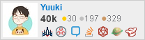 profile for Yuuki on Stack Exchange, a network of free, community-driven Q&A sites