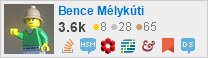 profile for Bence Mélykúti on Stack Exchange, a network of free, community-driven Q&A sites