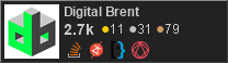 Digital Brent on Stack Exchange