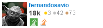 perfil de fernandosavio no Stack Exchange