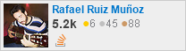 profile for Rafael Ruiz Muñoz on Stack Exchange, a network of free, community-driven Q&A sites
