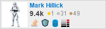 profile for Mark Hillick on Stack Exchange, a network of free, community-driven Q&A sites