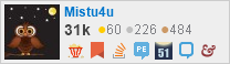 profile for Mistu4u on Stack Exchange, a network of free, community-driven Q&A sites