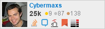 profile for Cybermaxs - Betclic on Stack Exchange, a network of free, community-driven Q&A sites