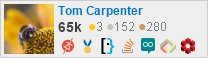 profile for Tom Carpenter on Stack Exchange, a network of free, community-driven Q&A sites