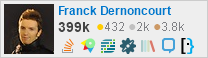 profile for Franck Dernoncourt on Stack Exchange, a network of free, community-driven Q&A sites