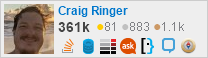 profile for Craig Ringer on Stack Exchange, a network of free, community-driven Q&A sites