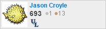 profile for Jason Croyle on Stack Exchange, a network of free, community-driven Q&A sites