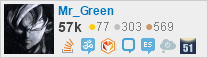 profile for Mr_Green on Stack Exchange, a network of free, community-driven Q&A sites