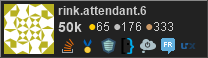 profile for rink.attendant.6 on Stack Exchange, a network of free, community-driven Q&A sites