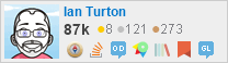 profile for Ian Turton on Stack Exchange, a network of free, community-driven Q&A sites