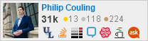 profile for Philip Couling on Stack Exchange, a network of free, community-driven Q&A sites