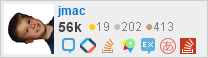Network flair for jmac