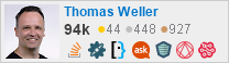 profile for Thomas W. on Stack Exchange, a network of free, community-driven Q&A sites