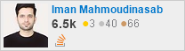 profile for Iman Mahmoudinasab on Stack Exchange, a network of free, community-driven Q&A sites