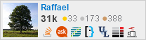 profile for Яaffael1984 on Stack Exchange, a network of free, community-driven Q&A sites