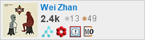 profile for Willard Zhan on Stack Exchange