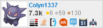 profile for Colyn1337 on Stack Exchange, a network of free, community-driven Q&A sites