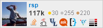 My Stack Exchange flair