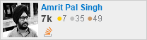 UserAmrit_Stackoverflow_Points