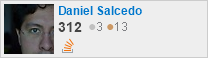 profile for Daniel Salcedo on Stack Exchange, a network of free, community-driven Q&A sites