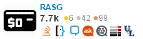 RASG on Stack Exchange