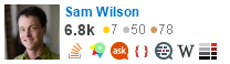 Stack Exchange profile image