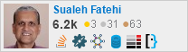 profile for Sualeh Fatehi on Stack Exchange, a network of free, community-driven Q&A sites