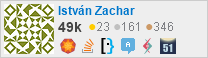 profile for István Zachar on Stack Exchange, a network of free, community-driven Q&A sites