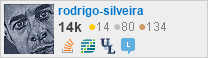 profile for rodrigo-silveira on Stack Exchange, a network of free, community-driven Q&A sites