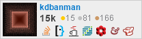 profile for kdbanman on Stack Exchange, a network of free, community-driven Q&A sites