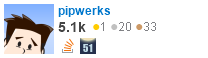profile for pipwerks on Stack Exchange, a network of free, community-driven Q&A sites