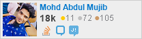 profile for Mohd Abdul Mujib on Stack Exchange, a network of free, community-driven Q&A sites