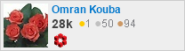 profile for Omran Kouba on Stack Exchange, a network of free, community-driven Q&A sites