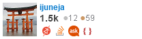 profile for ijuneja on Stack Exchange, a network of free, community-driven Q&A sites
