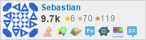 profile for Sebastian on Stack Exchange, a network of free, community-driven Q&A sites