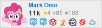 profile for Mark Omo on Stack Exchange, a network of free, community-driven Q&A sites
