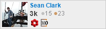 profile for Sean Clark on Stack Exchange, a network of free, community-driven Q&A sites