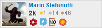 profile for Mario Stefanutti on Stack Exchange, a network of free, community-driven Q&A sites