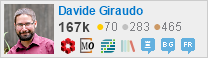profile for Davide Giraudo on Stack Exchange, a network of free, community-driven Q&A sites