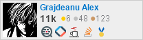 profile for Grajdeanu Alex. on Stack Exchange, a network of free, community-driven Q&A sites