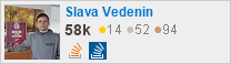 profile for Viacheslav Vedenin on Stack Exchange, a network of free, community-driven Q&A sites