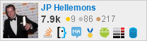StackExchange flair JP Hellemons